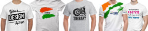 T Shirt Printing in Hyderabad